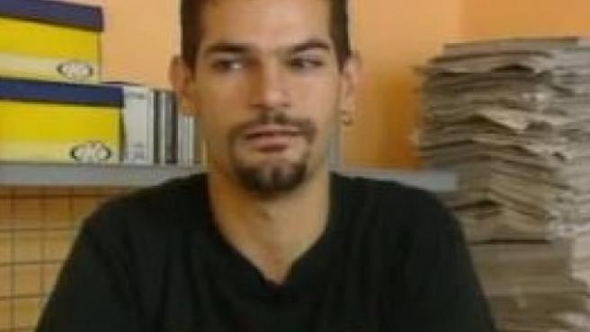 David Segarra, el periodista español que ha vivido de primera mano el ataque de Israel contra el convoy humanitario.