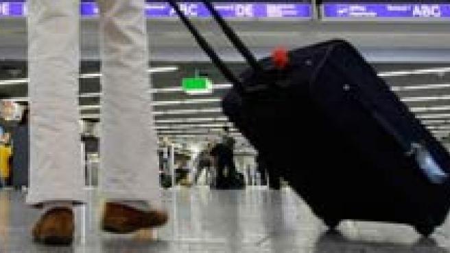 Maletas en aeropuertos 544