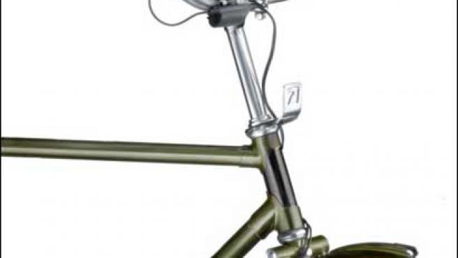 Cargador de móviles para bicicletas.