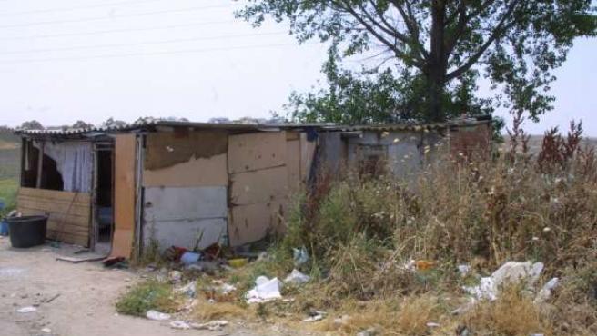 Cáritas advierte del aumento del número de pobres.