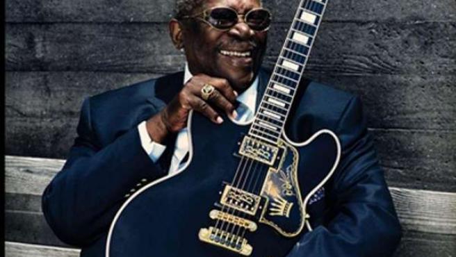 El 'bluesman' B.B. King ofrece hoy su único concierto en Andalucía en el Festival Tabaco Blues