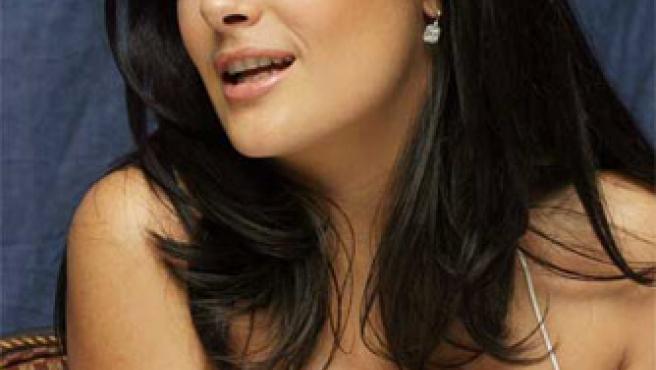 Salma Hayek, en una imagen reciente.