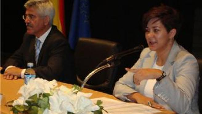 Eva Pérez en Cáceres