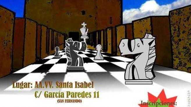Torneo ajedrez en Badajoz