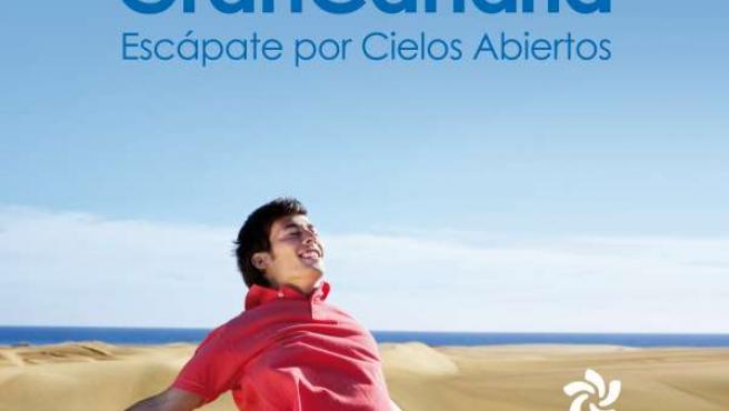 David Silva, imagen promocional de Gran Canaria