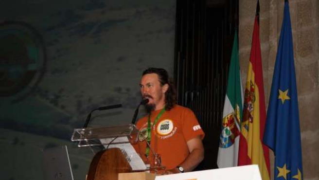 Darren Doherty en Cáceres