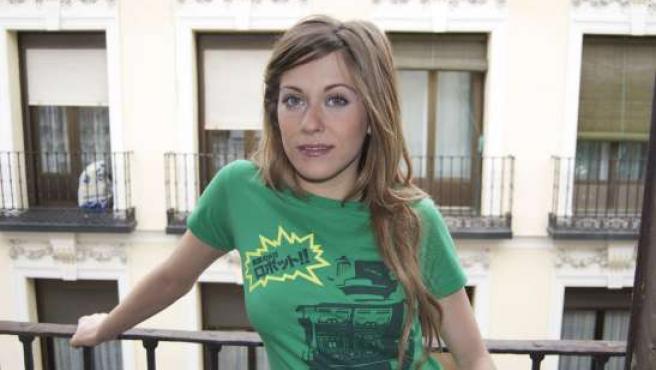 María León, actriz sevillana