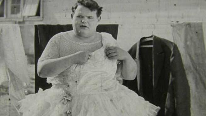 Imagen de Charles Puffy en Kick Me Again (1925).