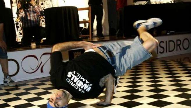 Espacio Vías de León acoge el próximo día 12 un taller de hip-hop y funky para los interesados en el mundo de la danza