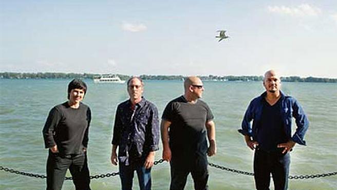The Pixies, en una imagen de archivo.