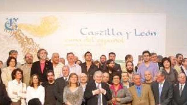 Los invitados a la Feria Internacional del Libro de GUadalajara.