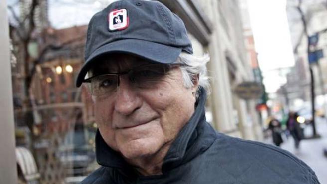 Madoff, en una imagen del pasado 17 de diciembre.