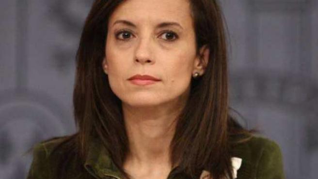 La ministra de Vivienda, Beatriz Corredor.