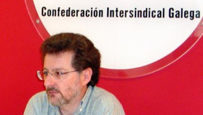 Suso Seixo, secretario xeral de la CIG