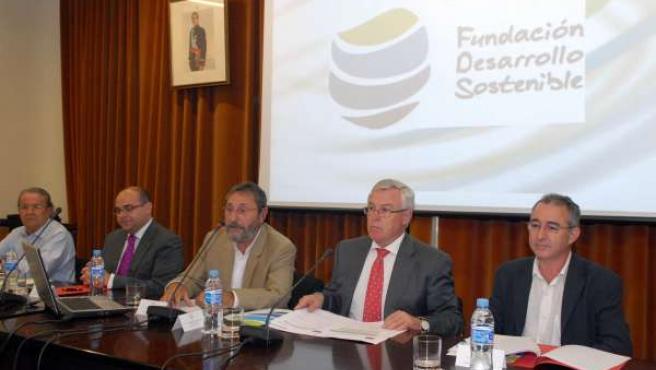 Presentación de la Fundación Desarrollo Sostenible