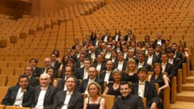 La Orquesta Sinfónica de Castilla y León