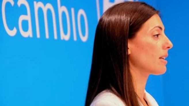 Rosario Soto En Rueda De Prensa
