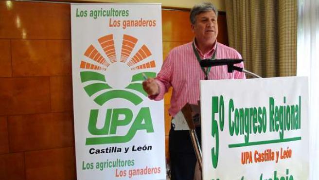 El secretario autonómico de UPA, Julio López