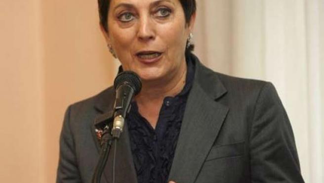 Mercedes Gallizo, secretaria general de Instituciones Penitenciarias, en una imagen de archivo.