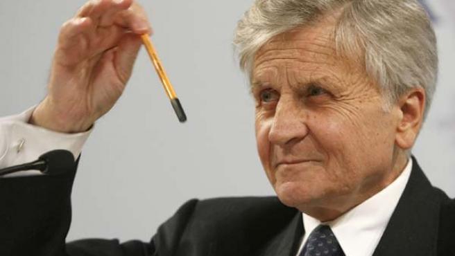 Jean-Claude Trichet, presidente del Banco Central Europeo.