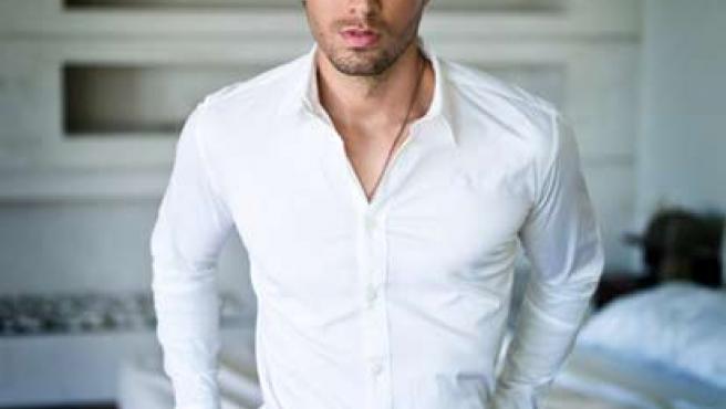 Enrique Iglesias, en una foto de promoción de 'Euphoria'.