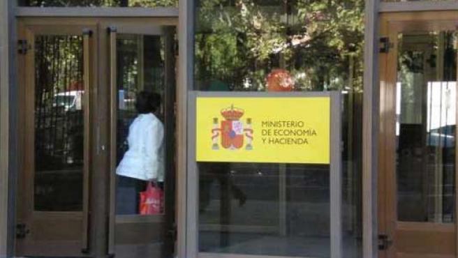 El ministerio de Economía y Hacienda.