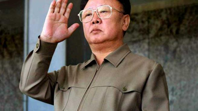 El líder norcoreano Kim Jong-il, en una imagen de archivo.