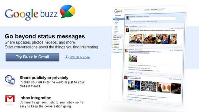 Google Buzz ha sido revisado ya en varias ocasiones por sus problemas de privacidad.