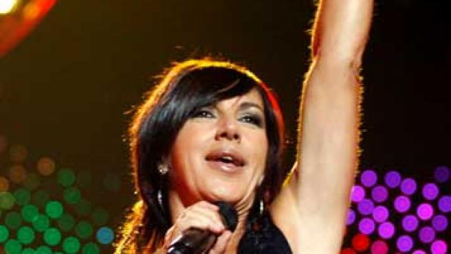 Ana Torroja, en una imagen de archivo.