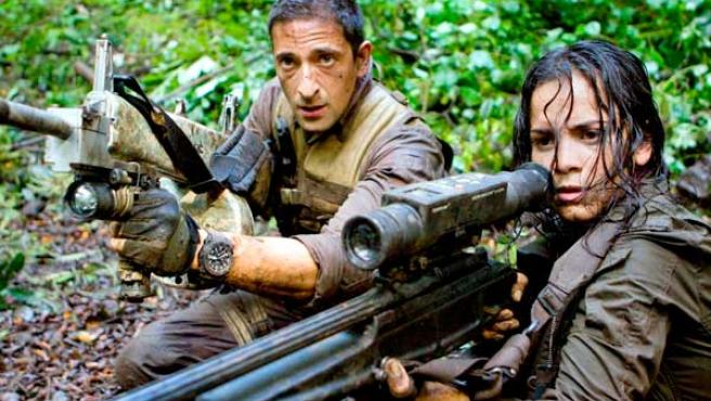 Fotograma de la película 'Predators'.