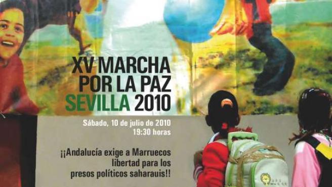 La XV Marcha por la Paz Sevilla 2010 se celebra mañana