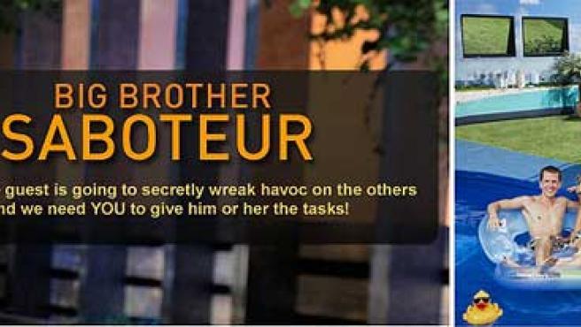 Imágenes del concurso 'Big Brother', de la CBS.