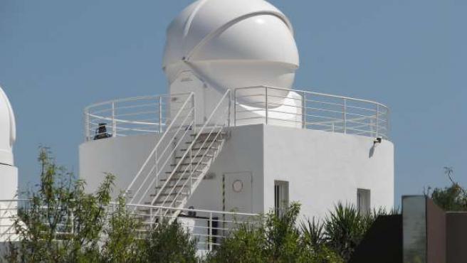 Cúpula del Observatorio Astronómico de Mallorca