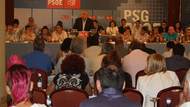 Convención Nacional del PSdeG, panorámica del encuentro
