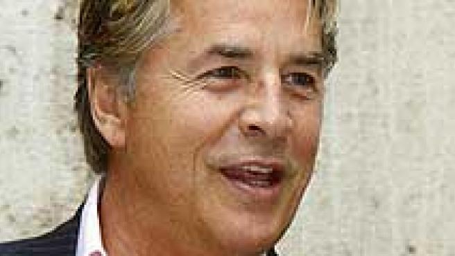 El actor Don Johnson, en una imagen de archivo.
