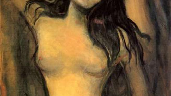 La Madonna de Eduard Munch.