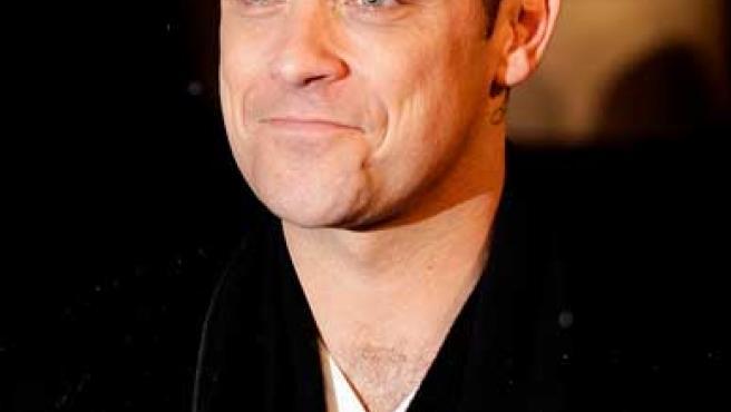 Robbie Williams, en una imagen de archivo.