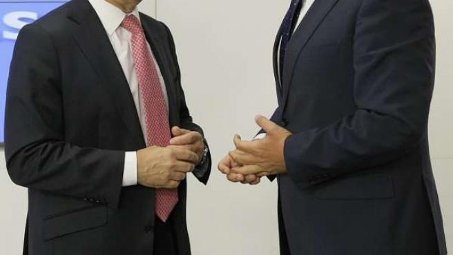 Reunión Montoro y Monago