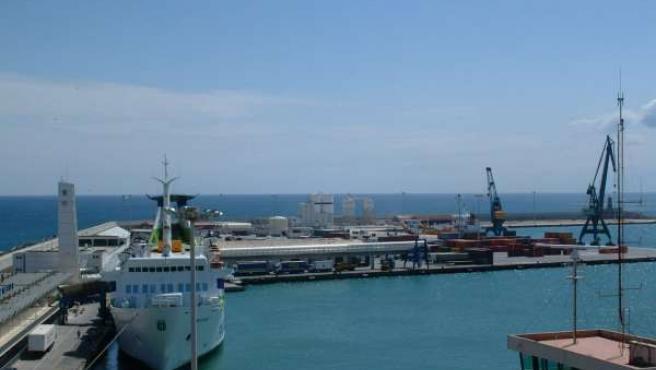 Puerto de Melilla