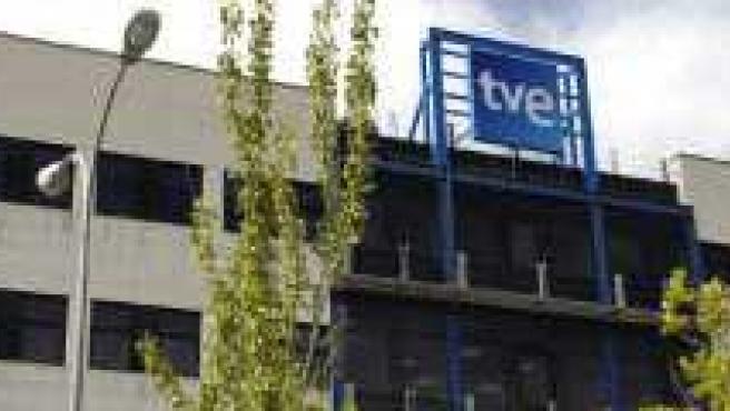 Edificio de RTVE