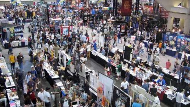 Imagen de una edición de la Comic Con pasada.