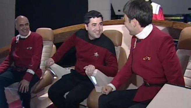 Nave de 'Star Trek'