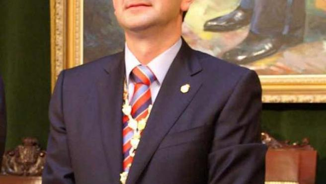 rafael louzán presidente diputación pontevedra