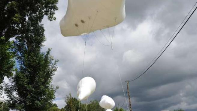 Instantánea de 'Las Nubes de la Memoria'