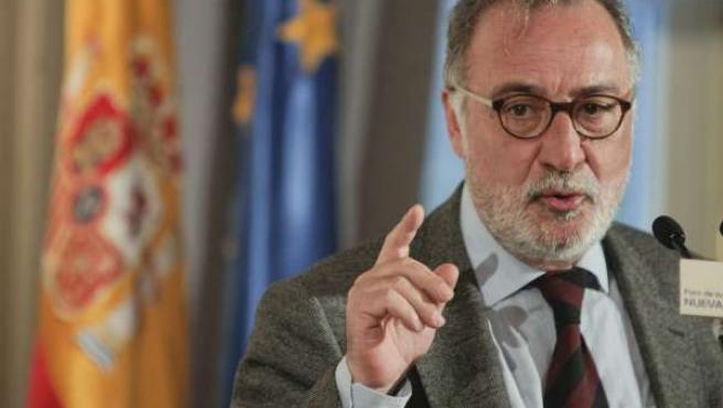 El director general de Tráfico, Pere Navarro, en una imagen de archivo.