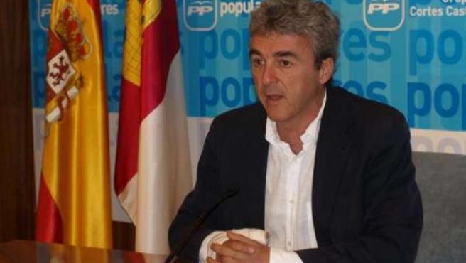El diputado 'popular' Leandro Esteban