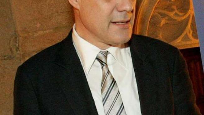 Roberto Varela, conselleiro de Cultura e Turismo