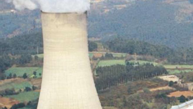Central térmica en Galicia (foto CIG)