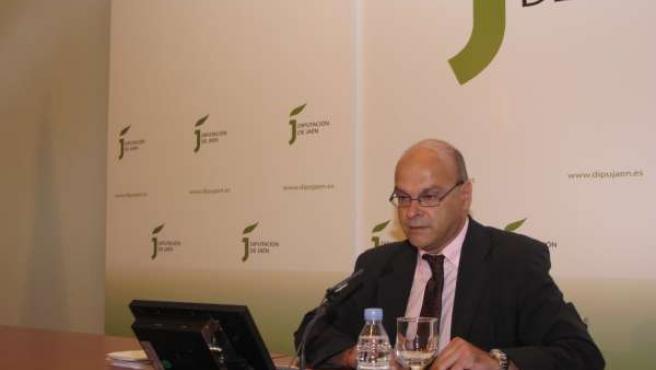 El vicepresidente de Igualdad y Bienestar Social, Manuel Fernández