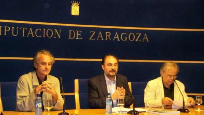 El Palacio de Sástago acogerá hasta septiembre la muestra 'Por tierras de Aragón